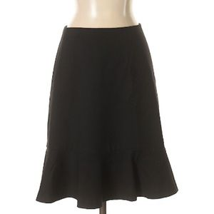 Vince Camuto Fluted Petite Skirt